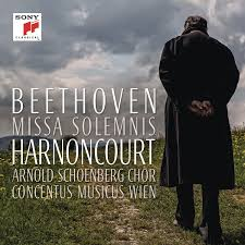 voix des arts a voice for the performing arts throughout the  in review ludwig van beethoven missa solemnis opus 123 sony classical 88985313592