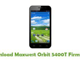 Download Maxwest Orbit 5400T Firmware ...