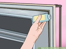 refrigerator door seal. how to replace a refrigerator door seal 15 steps with pictures replacement