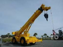 Grove 165 Ton Crane Load Chart Equipment Mountain States Crane