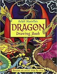 ralph masiello s dragon drawing book ralph masiello 9781570915321 amazon books