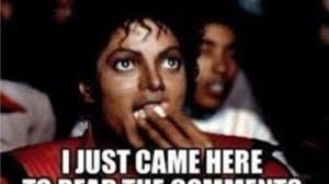 Fans share favorite Michael Jackson popcorn memes | FOX5 San Diego ... via Relatably.com