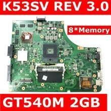 asus k53sv motherboard