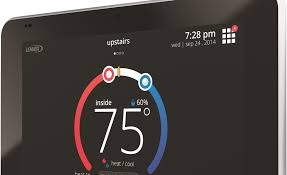 lennox icomfort. lennox industries product: icomfort s30 smart thermostat icomfort