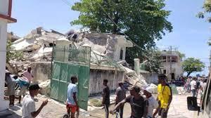 Hunderte Tote in Haiti: Im Krisenstaat ...