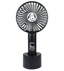スヌーピーのミニ扇風機cuteなデザインに一目惚れ 大人だって