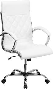 office chairs design. flash furniture high back designer white leather executive swivel office chair with chrome base chairs design 7