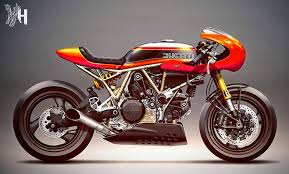 ducati cafe racers by holographic hammer the bullitt