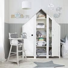 compact nursery furniture. Songe Wooden Child\u0027s Wardrobe Compact Nursery Furniture