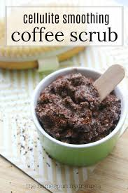 Heat some olive oil in the pan and when luke warm, and the coffee powder in this oil. 3 Ingredient Diy Coffee Scrub For Cellulite