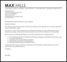 marketing manager cover letter   doctors signature