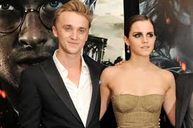 Fans now think they're dating. Rupert Grint Says There Was Always A Little Bit Of A Spark Between Emma Watson And Tom Felton On Harry Potter Set The Independent The Independent