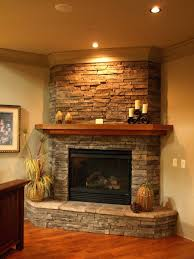 corner fireplace decor charming how to build a corner fireplace mantel and surround for your decor