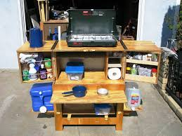 Camping Kitchen Camping Kitchen With Sink Kitchen Bath Ideas Fun With