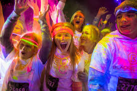 Black Light Run Bakersfield Blacklight Run Houston Free Conroe Tx 2020 Active