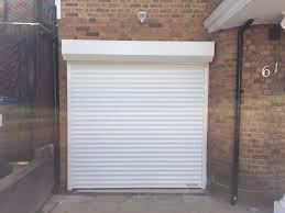 electric roller garage door customer service is excellent fitters excellent too