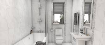 worcester glazed ceramic marble effect wall tiles in 600x300mm picture