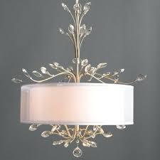4 light chandelier barta 4 light crystal chandelier