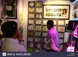office space memorabilia. Visitors Look At The Memorabilia Of Abinta Kabir On Display In A Corner Office Space Foundation. Was Killed During Terro B