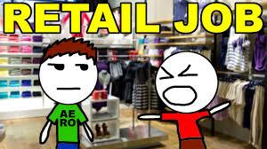 Retail Work Work Stories Clothing Store Retail Job Youtube
