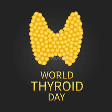 Image result for thyroid awareness day 2018