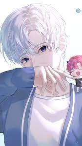Cute anime boy, HD mobile wallpaper ...