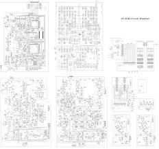 rigpix database schematics manuals n stuff ft 51r · schematic