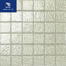 hw05 48 outdoor silver glass mosaic tile