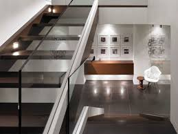 gl railing stair case modern staircase vancouver by my