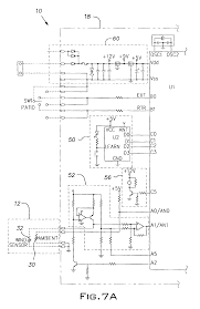 patent us6798158 wind sensing awning control google patents patent drawing