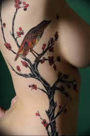 фото красивое тату птицы 12082019 054 Beautiful Bird Tattoo