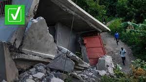 2021 Haiti earthquake twice as strong ...