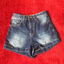 Clothing Shoes Accessories Bluenotes Denim Shorts Womens