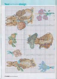 58 Best Cross Stitch Peter Rabbit Images Cross Stitch