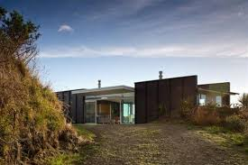 Small Picture The Modern Minimalist Pekapeka Beach House Design in New Zealand