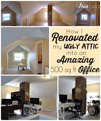 ordinary good office colors 3 home office. Renovated Our Attic Ordinary Good Office Colors 3 Home