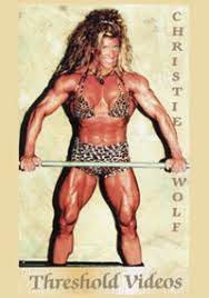 Christie Wolf - Workout, Pumping & Posing [PCB-3205DVD] - $26.21 : Prime  Cuts Bodybuilding DVDs, Online Bodybuilding DVD Store
