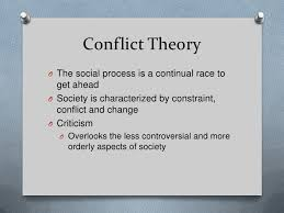 theory essay conflict theory essay