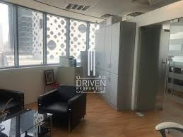 Business Office Design Custom Spacious Furnished Office Business Bay DPR48