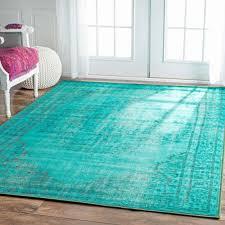 safavieh vintage turquoise viscose rug best of nuloom vintage inspired fancy overdyed rug 9 2 x
