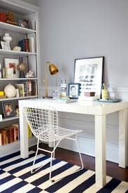 home office home office makeover emily. Office Turned Guestroom Makeover Home Offices With Modern Flair Emily O