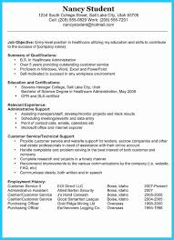 Entry Level Job Resume Examples Job Resumes Examples Lovely How To Write Good Resume For Job Unique