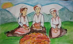 Изобразително изкуство – NEW BULGARIAN SCHOOL IN NAPERVILLE