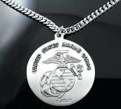 saint michael marine corps pendant egausmcmsteregahtml