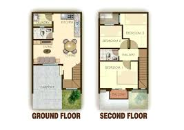 2 y house design with floor plan 3d modern philippines zen two plans interior architectures glamorous tw