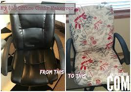 office chair makeover. My $20 Office Chair Makeover