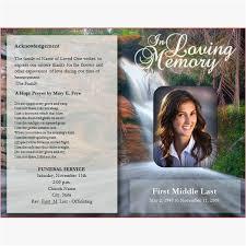 funeral flyer funeral flyer funeral pamphlet template free 21 free free funeral