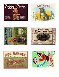 Vintage Food Labels Vintage Labels Ebay