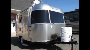 small travel trailers with bathroom. 2012 Airstream Sport 16\u0027 Bambi New Bath - Sharksfin Little Small Travel Trailer Teardrop YouTube Trailers With Bathroom