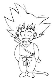 Disegnare Goku Intero Dragon Ball Manga Life